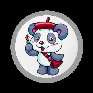 La-Coccoloのえし:ねこくま ヤッホ ばっチ Badges
