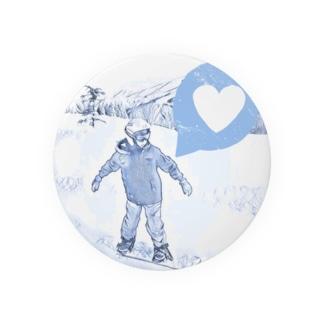 snow border Badges