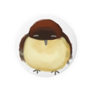 すずめっぽい生き物(大) Badges