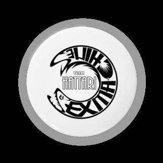KING-COBRAのHATTARI Badges