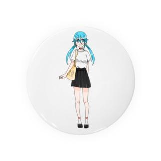 水花ちゃん Badges