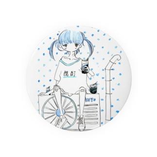酩酊ちゃん Badges