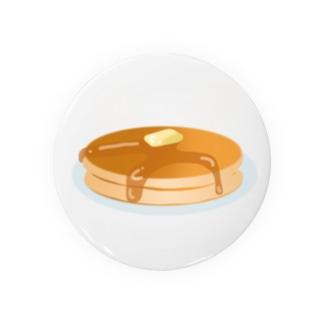 ホットケーキ Badges