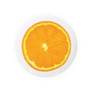 オレンジ Badges