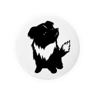 【nina&bart】素バート Badges