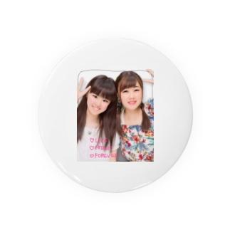 若葉と華Ver.2 Badges