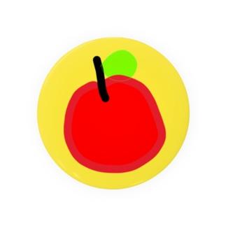 りんご Badges