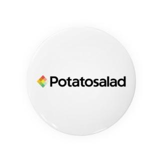 Potatosalad 缶バッジ