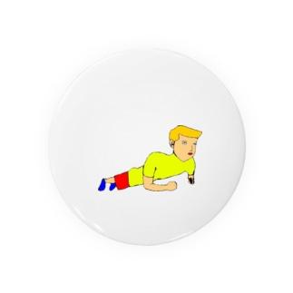 インナーマッスル Badges