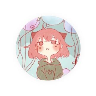 猫の彼女 Badges