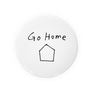 GO HOME Badges