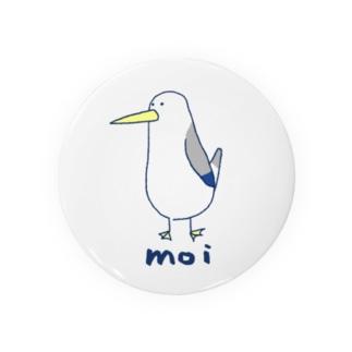 モイ! Badges