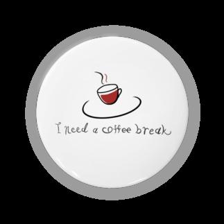 helloのcoffee break  Badges
