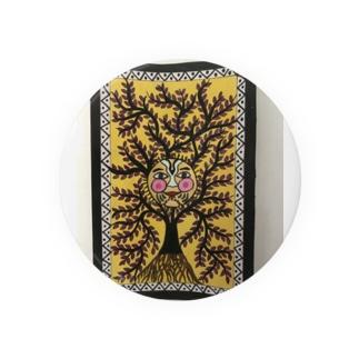 マドゥバニアートギャラリー Badges