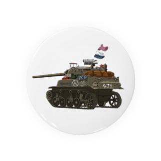 M8A1 戦車 Badges