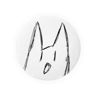ぶれる猫 Badges