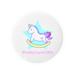 PrettyCureCoin Badges