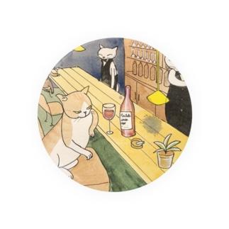 BAR白猫 Badges