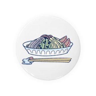 冷やし中華 Badges