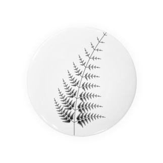 Fractal Fern Badges