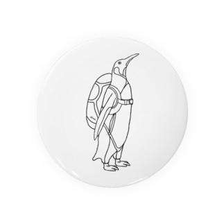 ペンギン スカイダイビング Badges