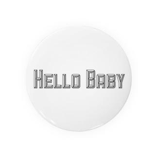 こんにちは赤ちゃん Badges