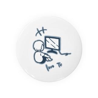 テレビっ子 Badges