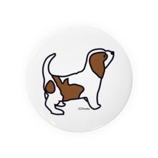 子犬 Badges