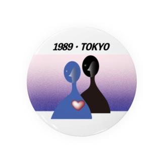 1989・東京〜Season2〜 缶バッジ