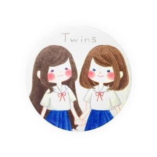 Twins Badges