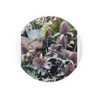 botanical tokyo Badges