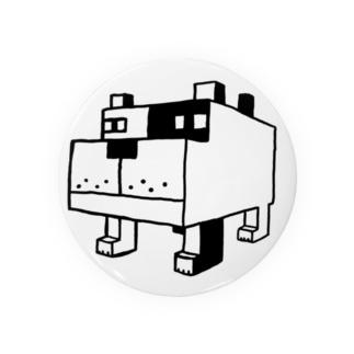 立方犬 Badges