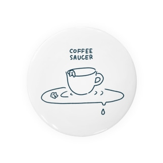 COFFEE SAUCER Badges