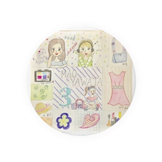 MY321 Badges