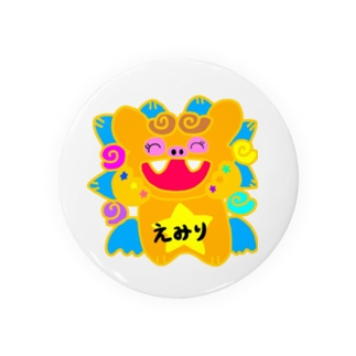 お星シーサーちゃん Badges
