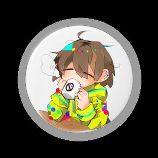 大鈴ひのこのK(仮名) Badges