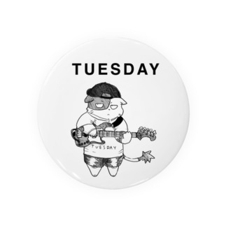 TUESDAY Badges