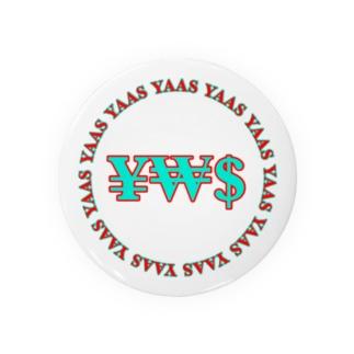 ROUND YAAS Badges