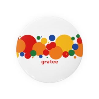 grareeオリジナル Badges