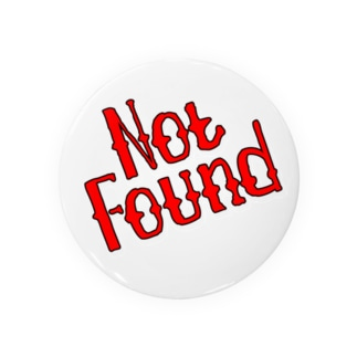 Not Found Badges