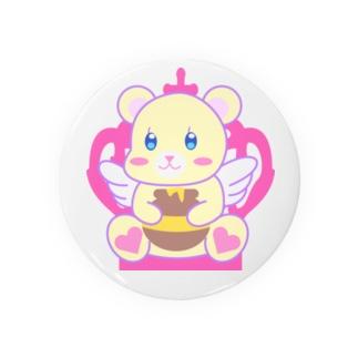 HONEYBEAR(ハニーベアー) Badges