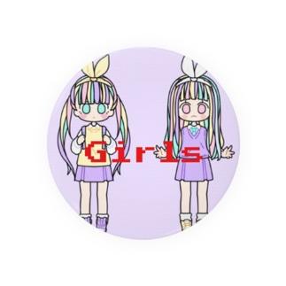 Girls Badges