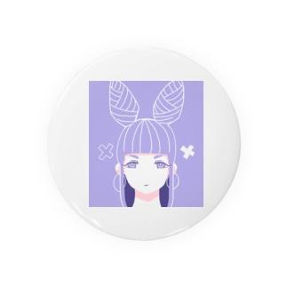 ××ちゃん Badges