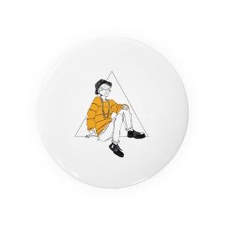 橙の彼 Badges