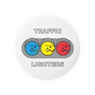 traffic lighter Badges