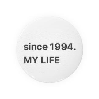 1994年生まれのあなたへ Badges