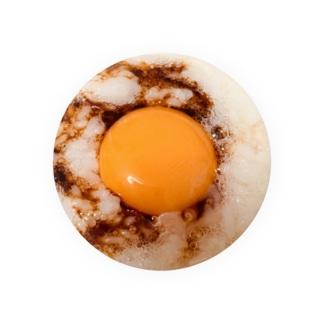 卵かけご飯、 Badges