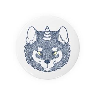 一角獣 Badges
