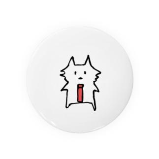 サコツネコ(文字なし) Badges