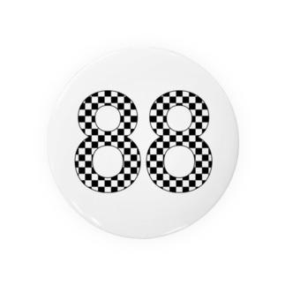 88 Badges